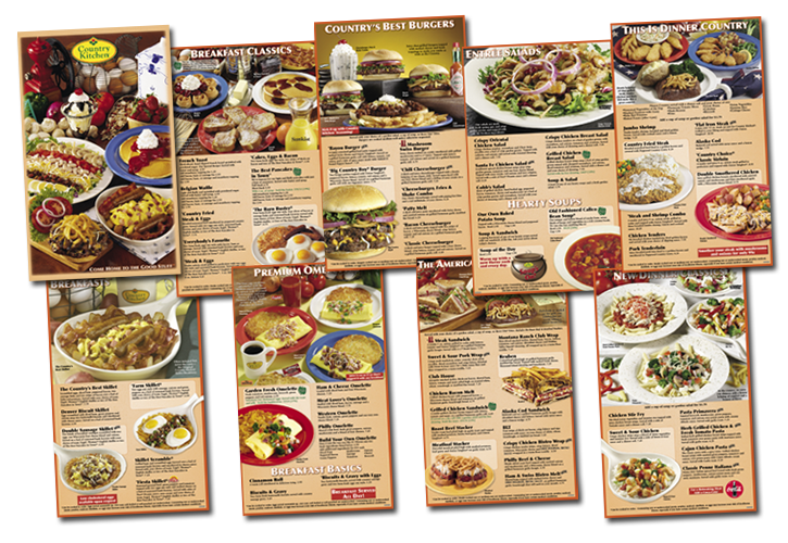 Country Kitchens Menu New Kitchen Style